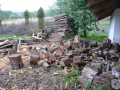 Bableves-Vendeghaz-Holzvorrat