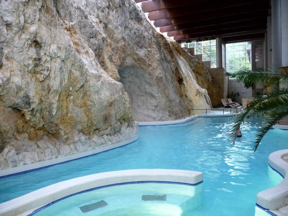 Höhlenbad-Anfangsbereich