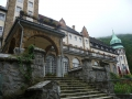 Hotel Palota, Treppe
