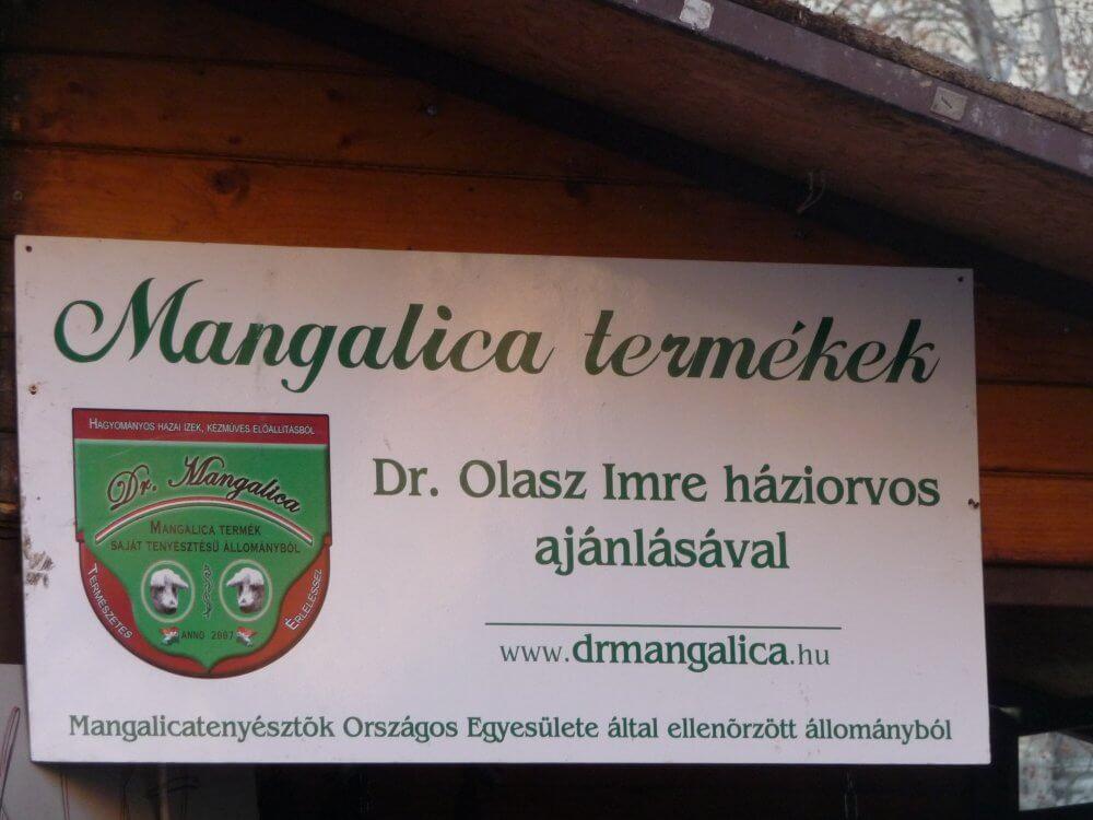 Dr. Mangalica