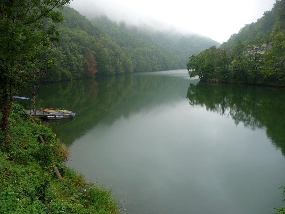 Hámori-See in Lillafüred