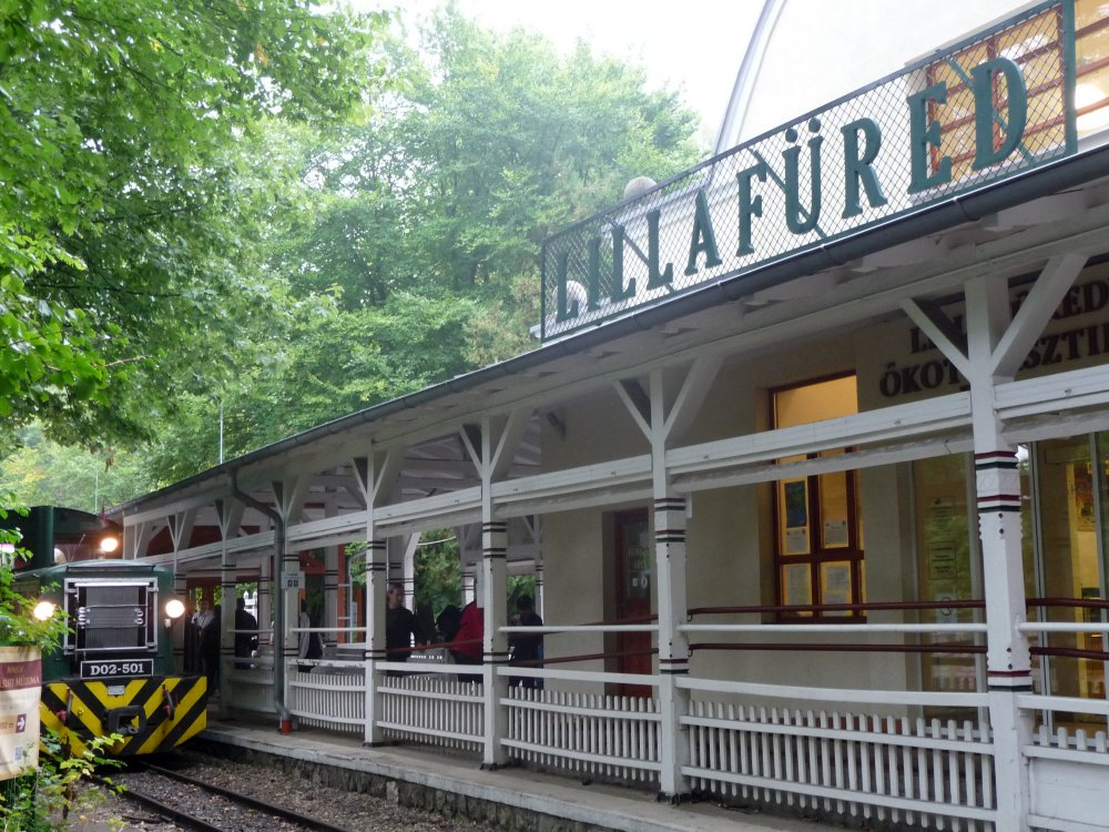 Bahnhof Lillafüred