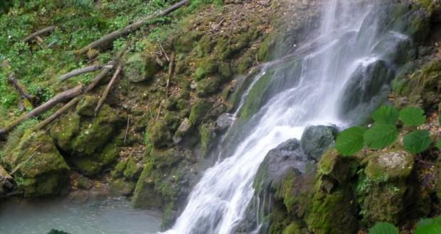 Wasserfall in Lillafüred