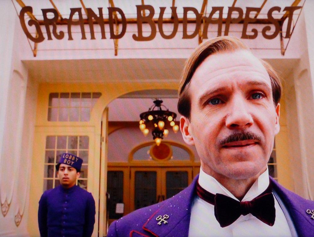 Grand Budapest Hotel - Szene
