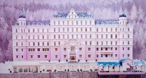 Grand Budapest Hotel, Kulisse