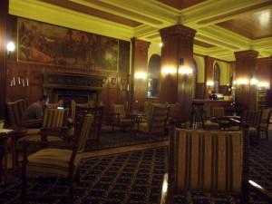 Lobby Hotel Palota