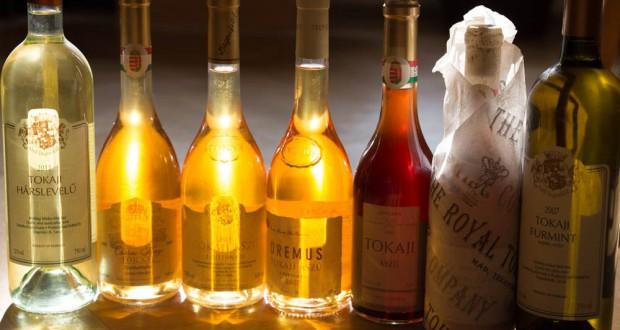 Vielfalt der Weine aus Tokaj bis zum Aszú
