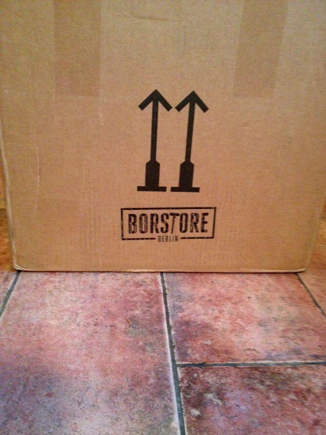 BorStore hat geliefert