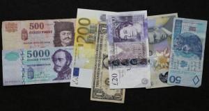 Forint und Fremdwährungen