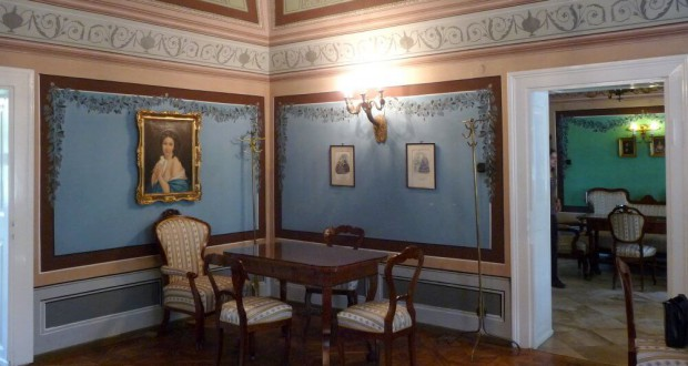 Hunderjährige Konditorei Gyula - Salon