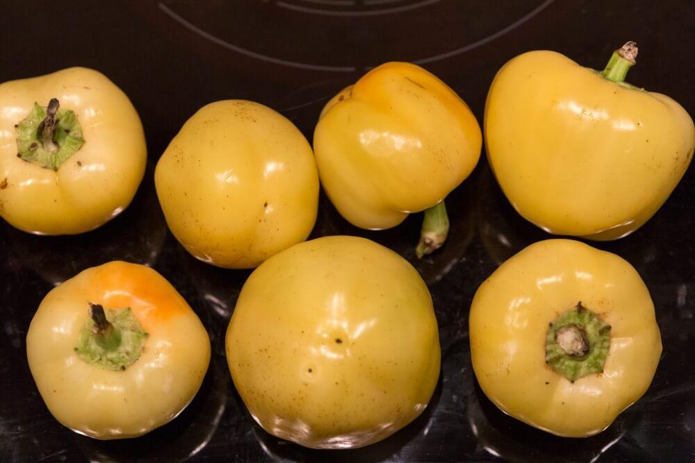 Apfelpaprika, mild (édes almapaprika)