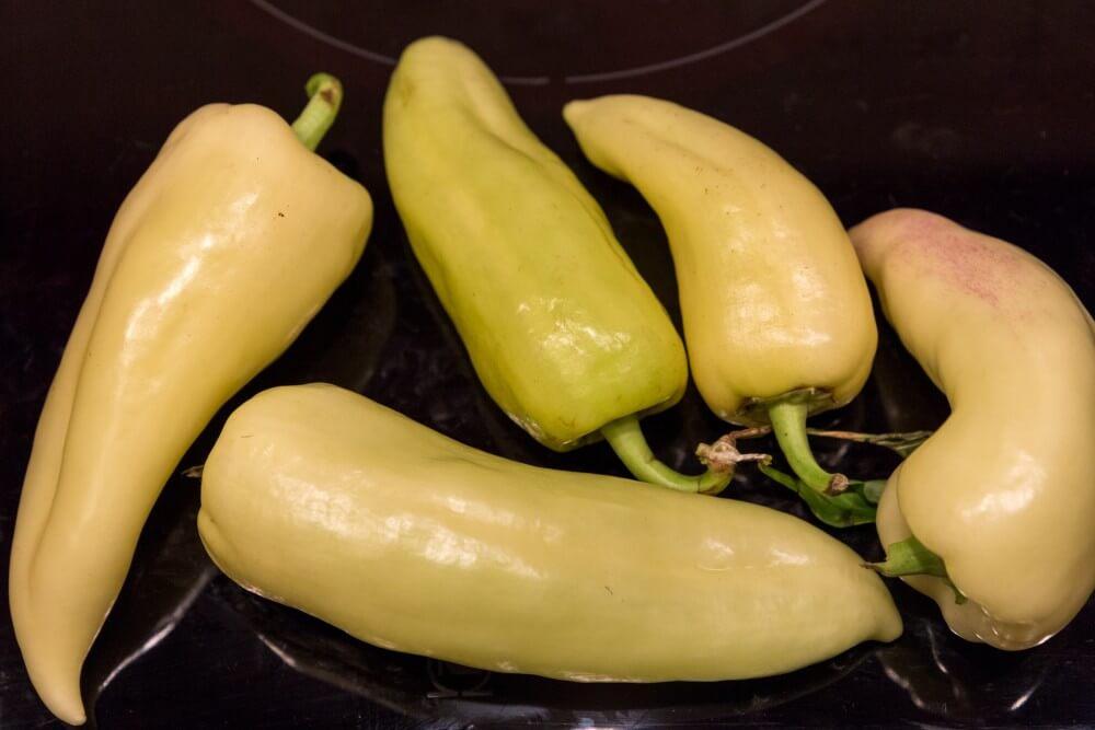 Ungarische Spitzpaprika - der Küchenklassiker