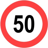 Tempolimit 50