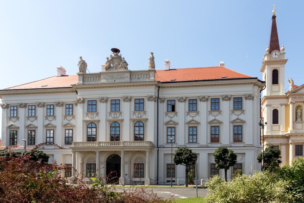 Bischofspalast Szombathely