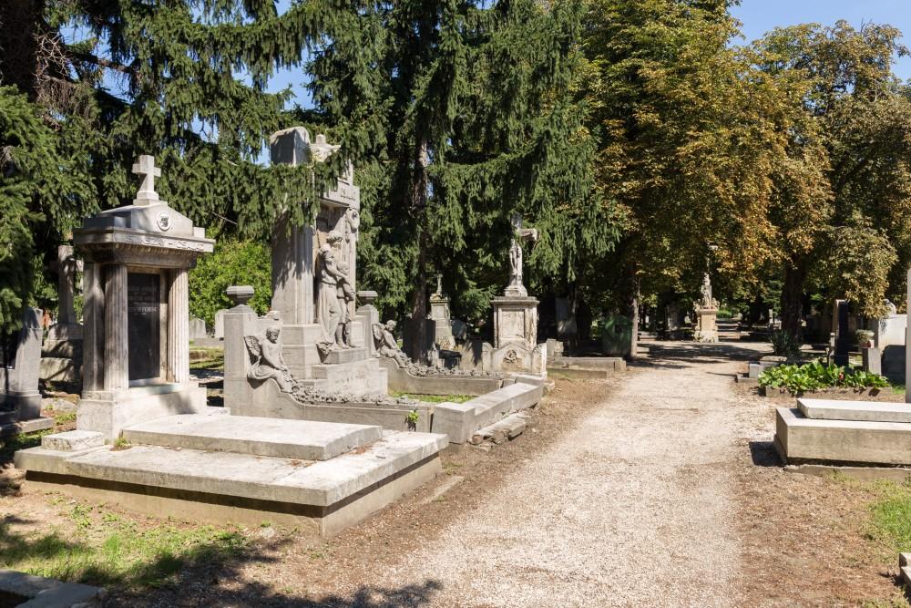 Friedhof Sankt Martin Szombathely