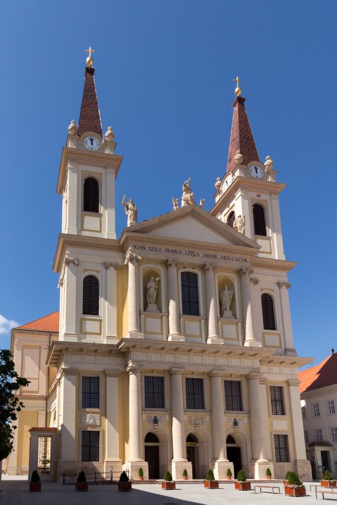 Kathedrale Szombathely