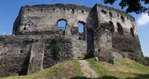 Ruine der Burg Somló