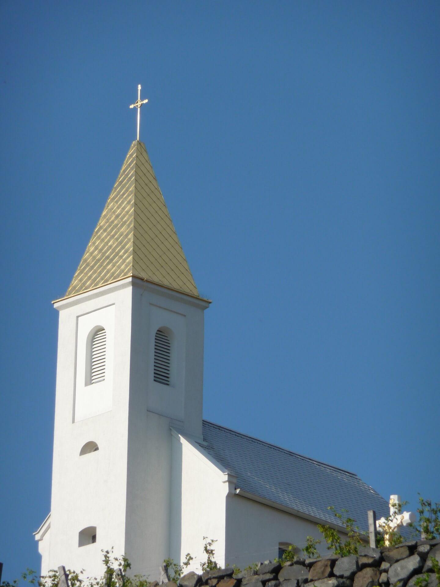 Somlójénö, Szent Ilona kápolna