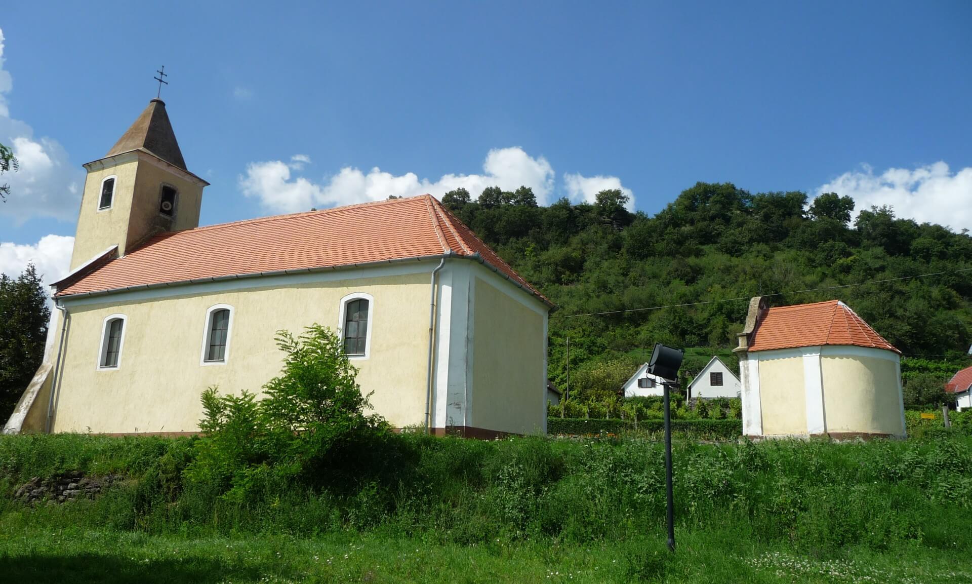 Szent Margit kápolna, Somlóvásárhely