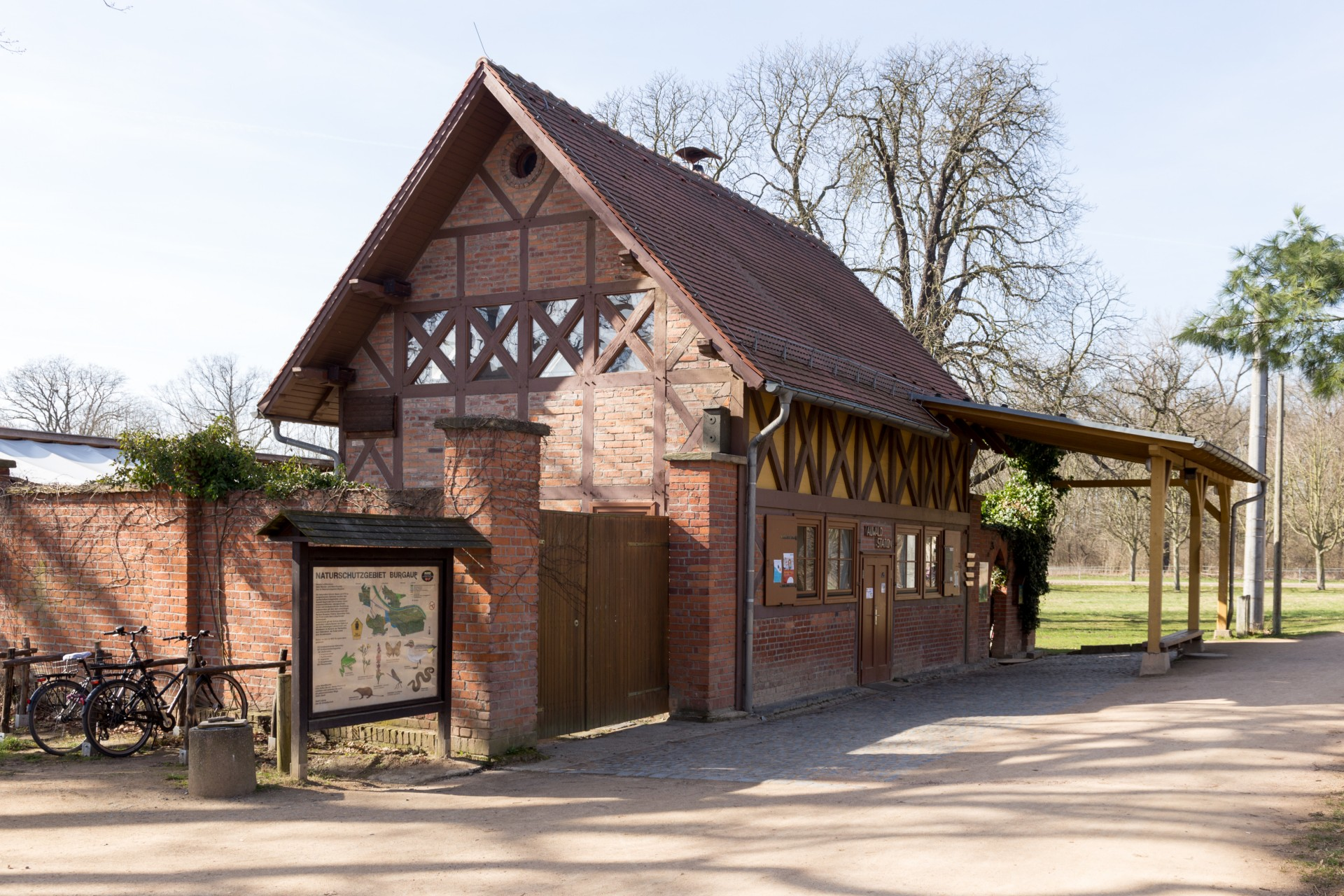 Auwaldstation Lützschena