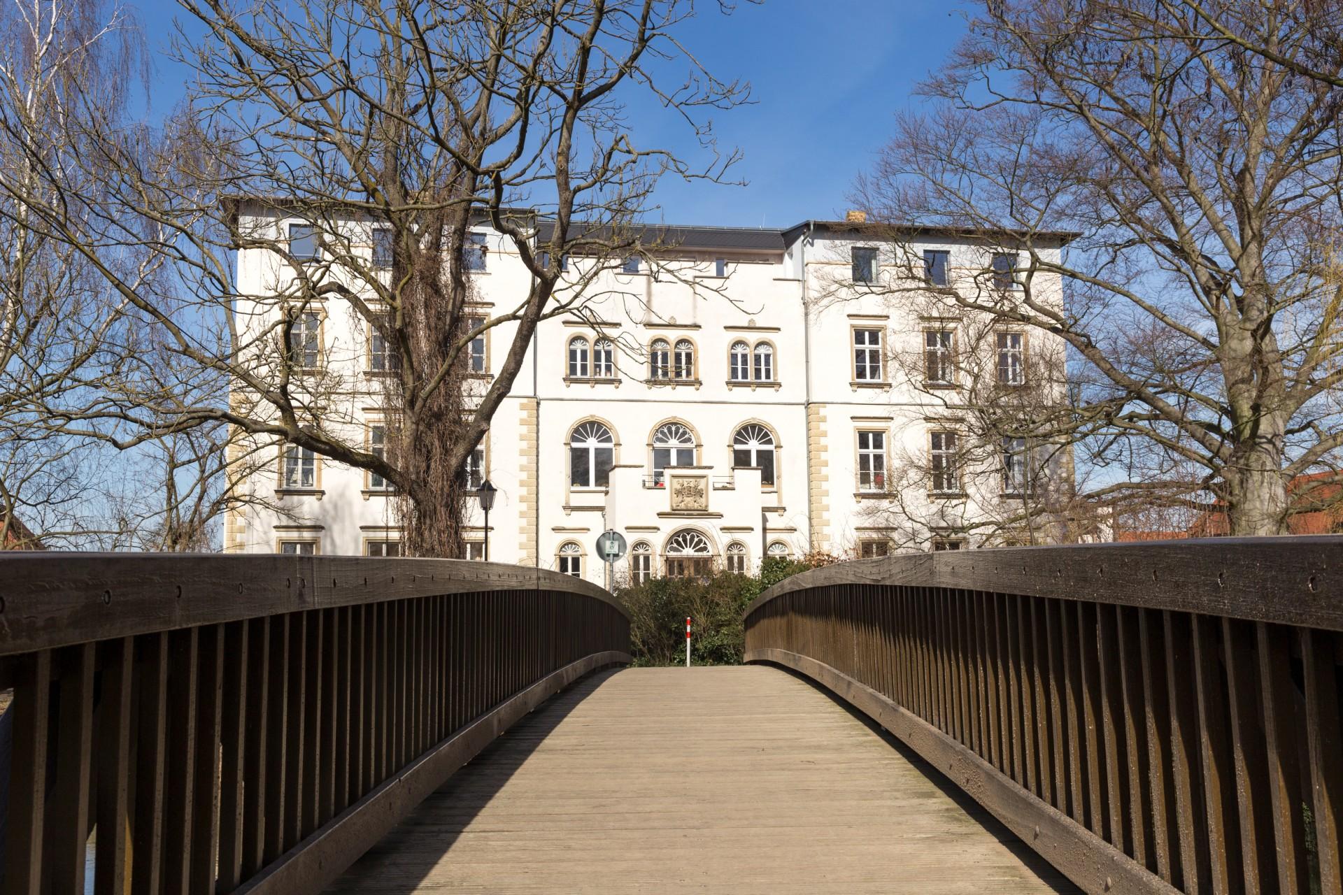 Schloss Lützschena