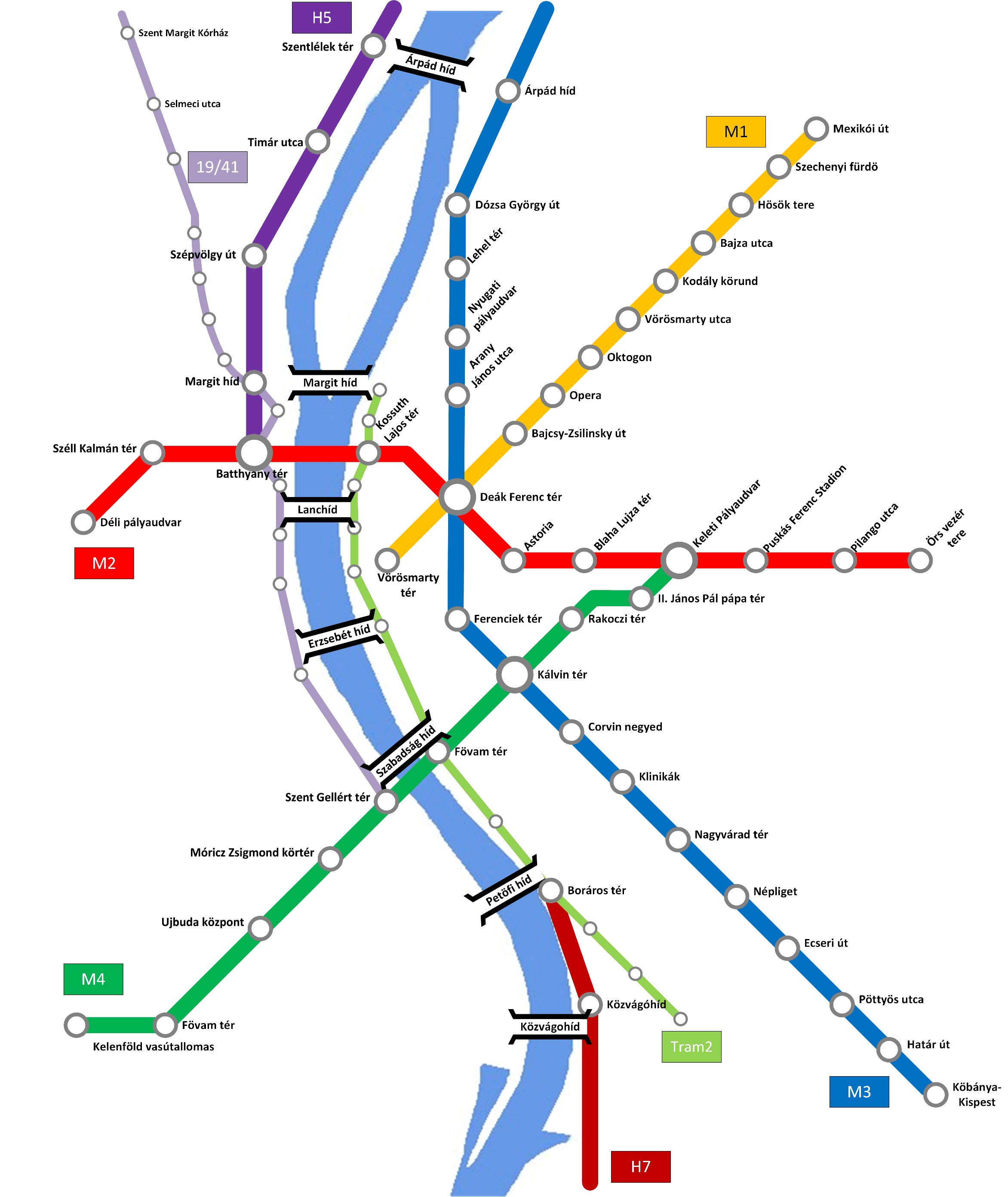 Metro-Plan Budapest