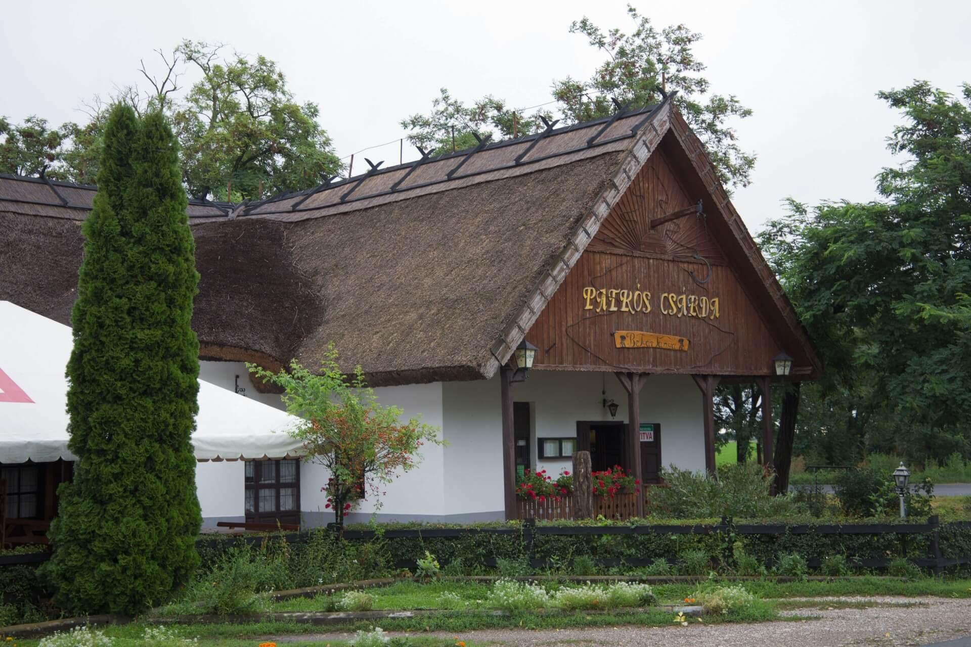 Patkós Csárda Tiszafüred