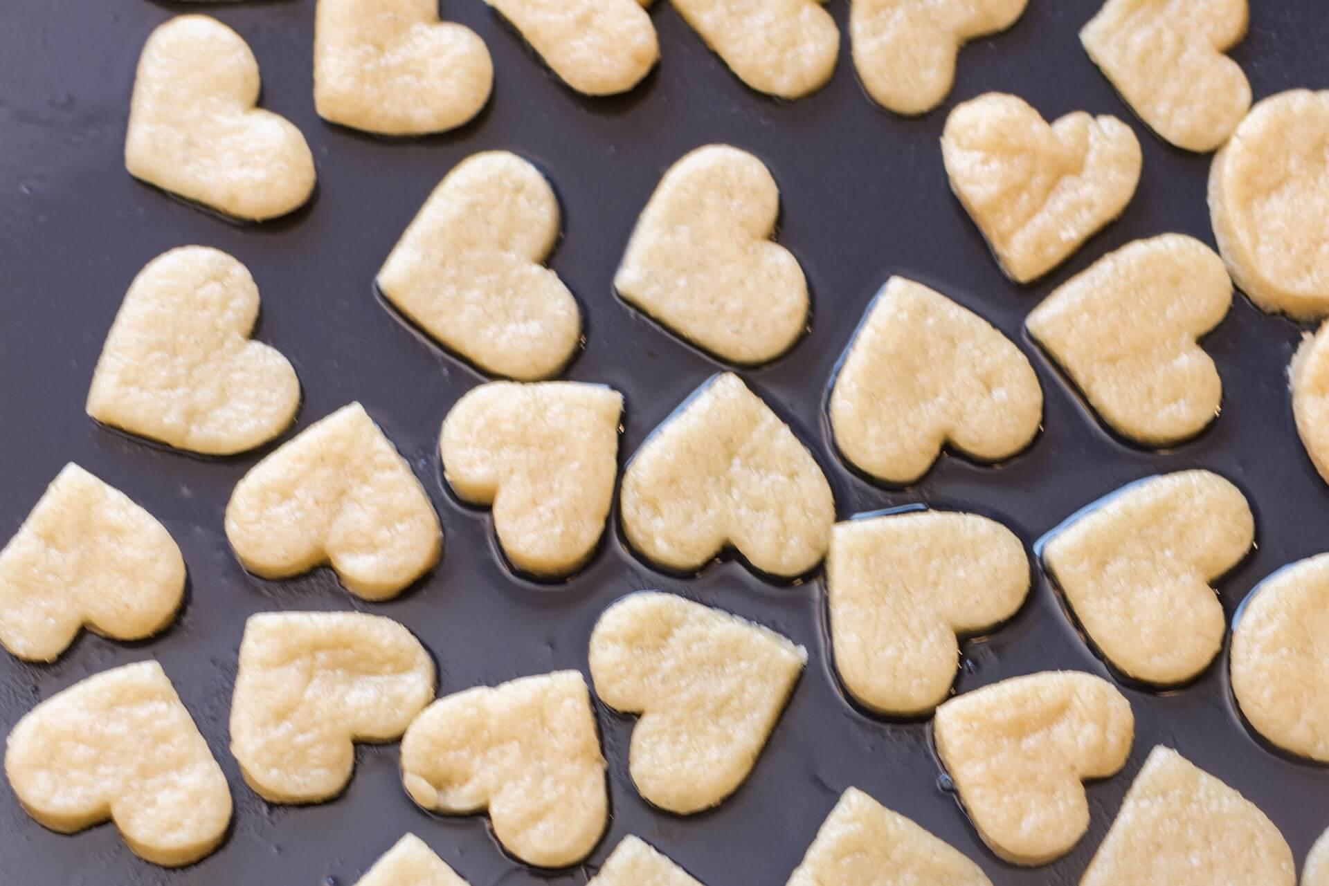 Tokajer-Kekse backen