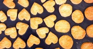 Tokajer-Kekse mit Gänsefett