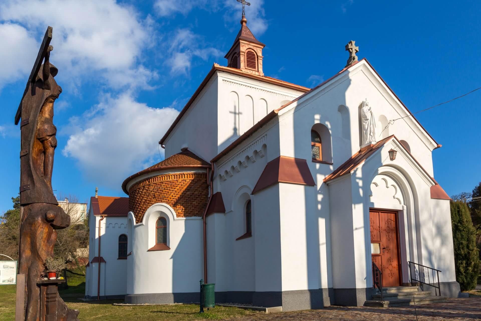 Katholische Kirche Fonyód