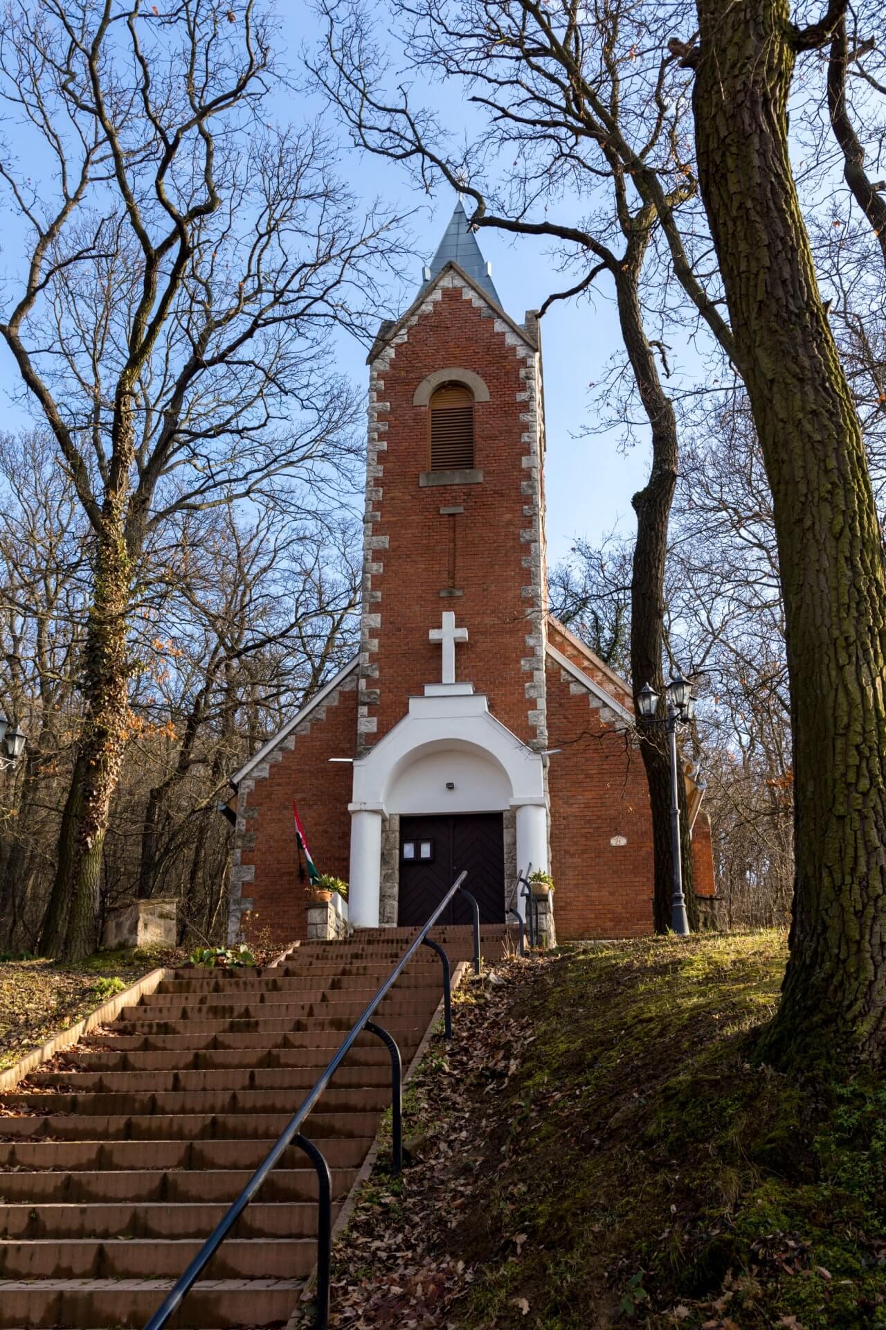 Reformierte Kirche Fonyód