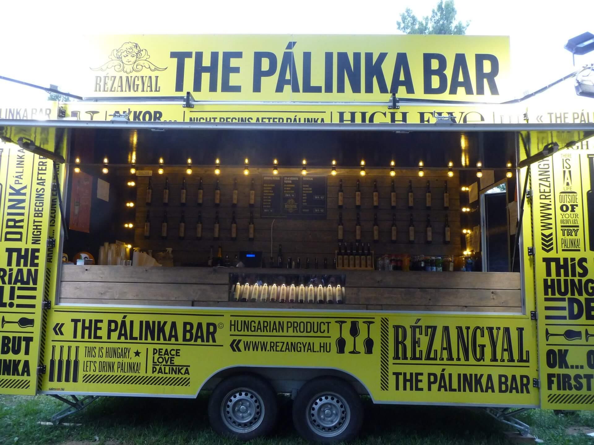 Pálinka ist immer eine gute Wahl