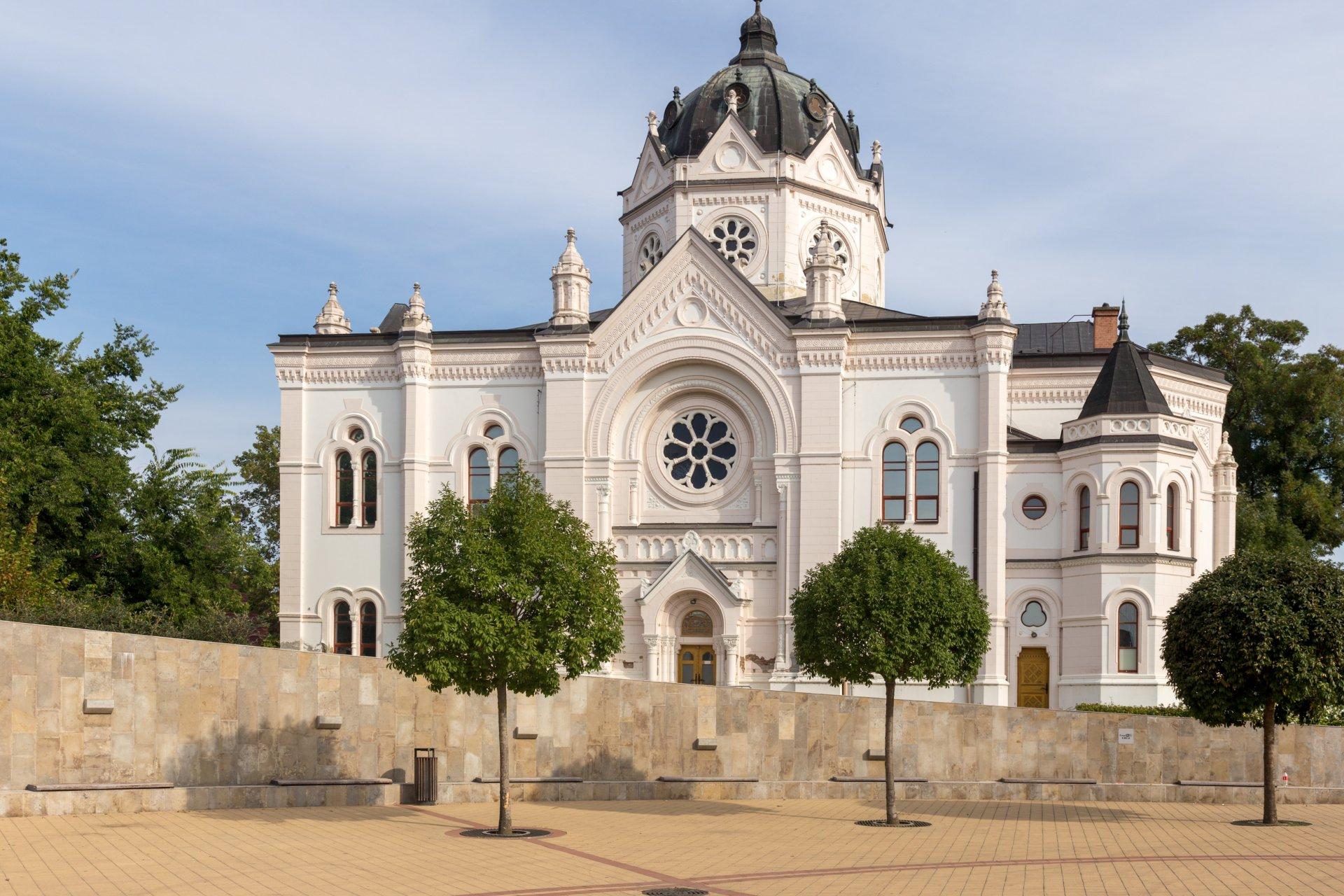 Synagoge Szolnok