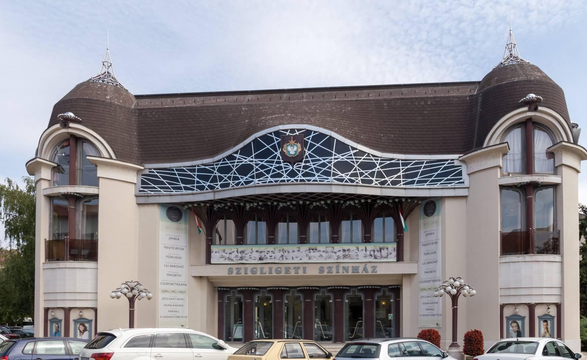 Szigligeti Theater Szolnok