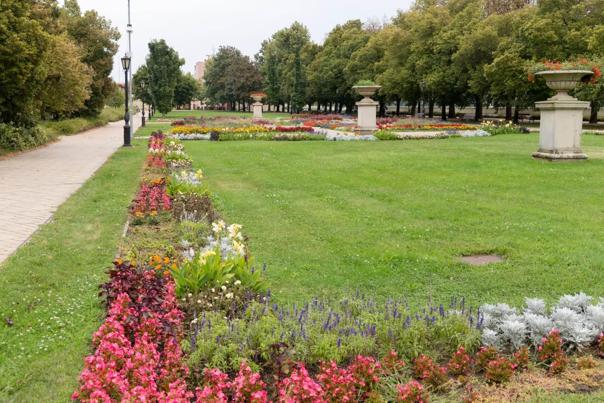Verseghy-Park Szolnok