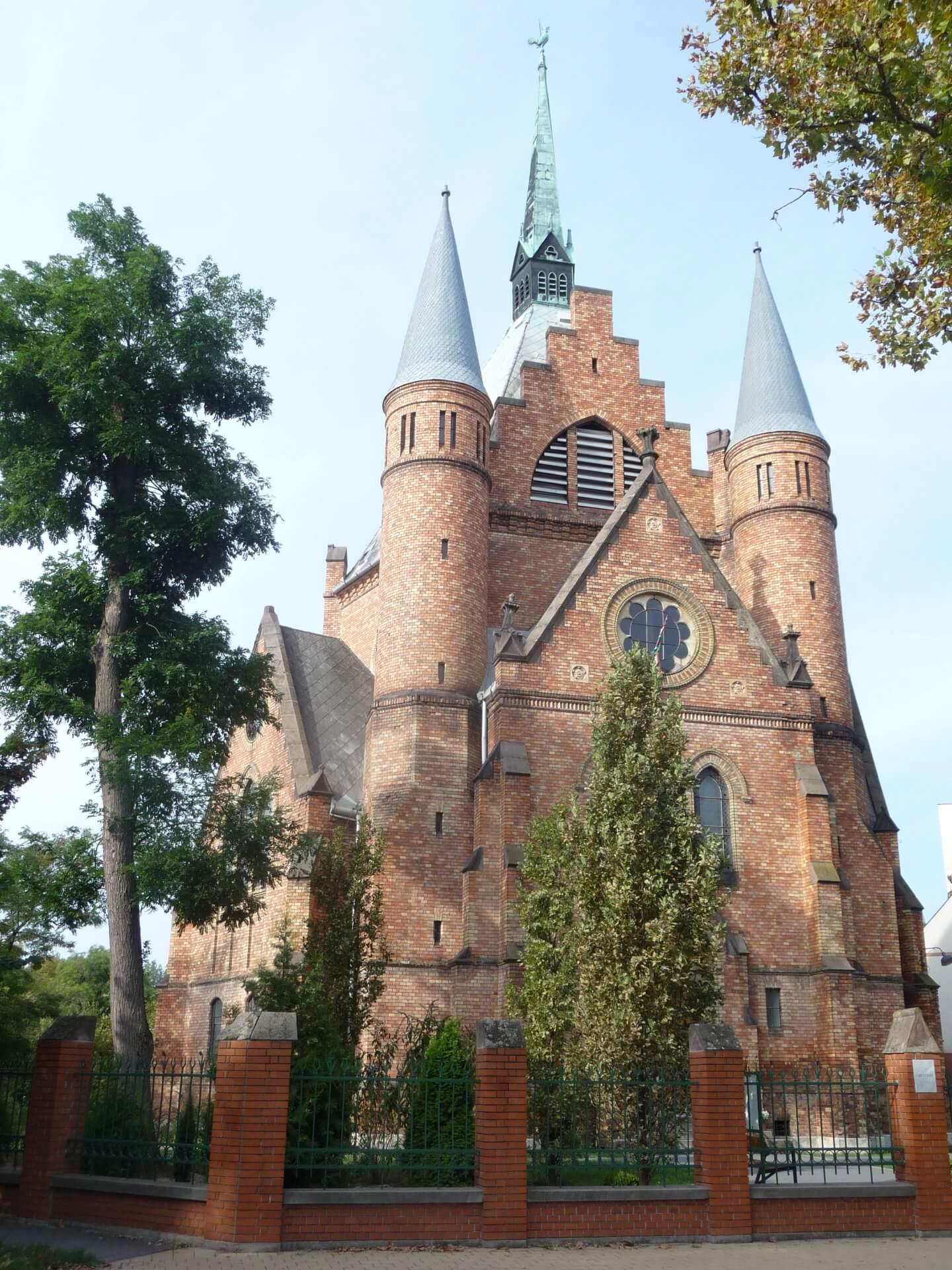 Reformierte Kirche Szolnok
