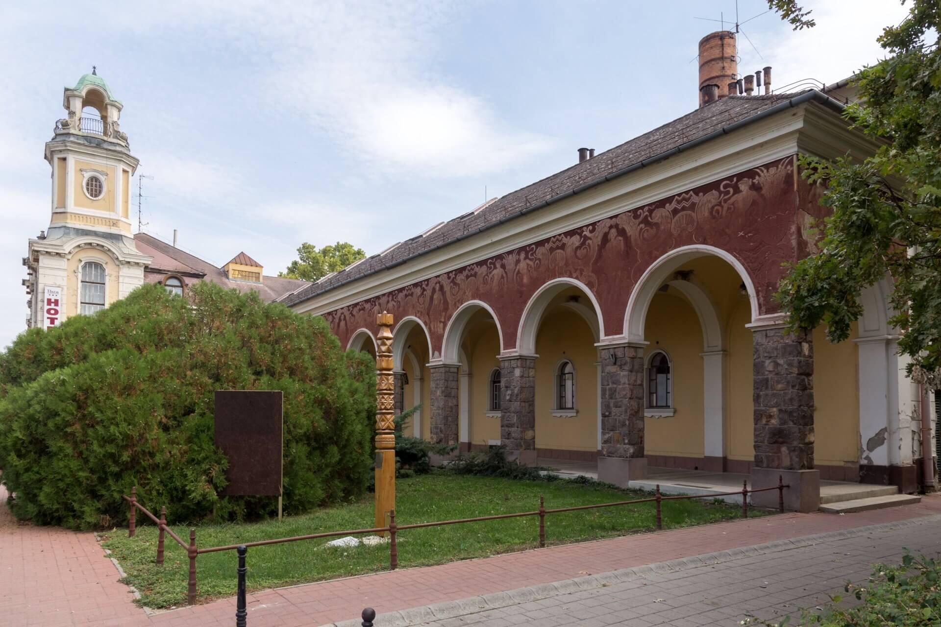 Tisza Hotel in Szolnok