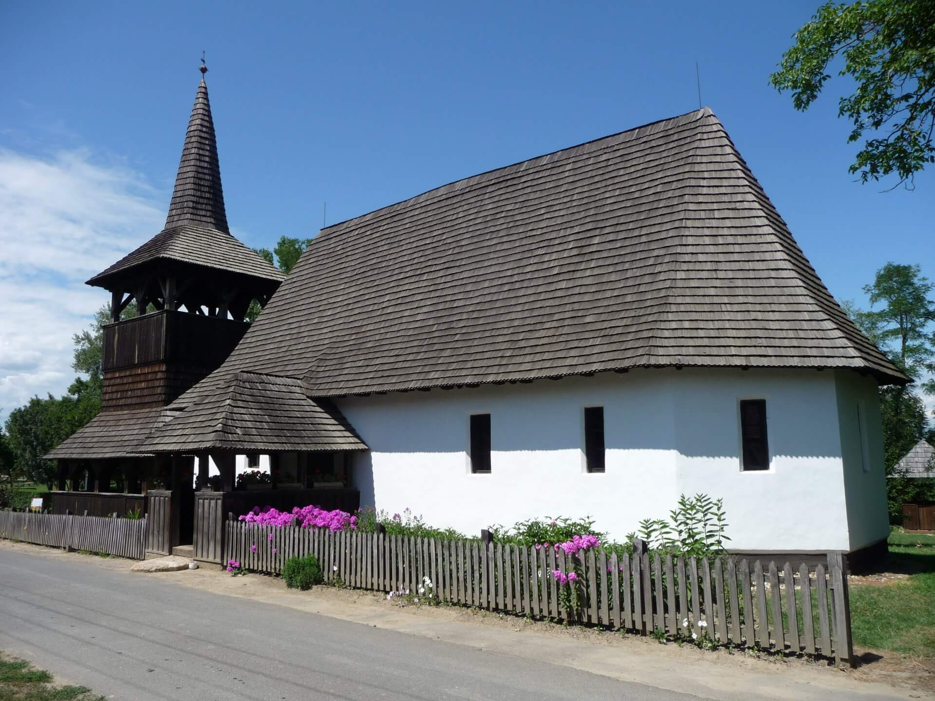 Reformierte Kirche in Tákos
