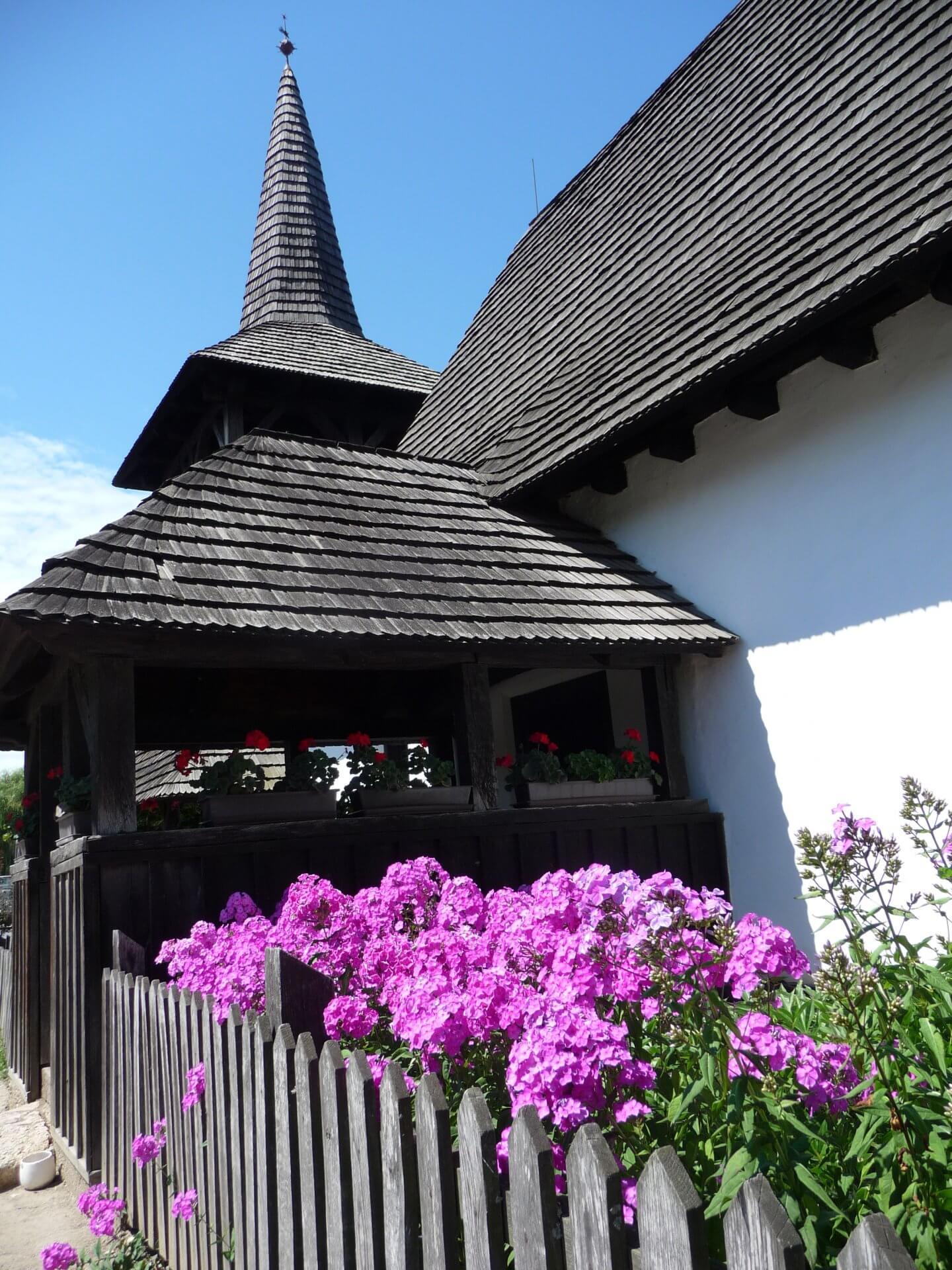 Reformierte Kirche Tákos