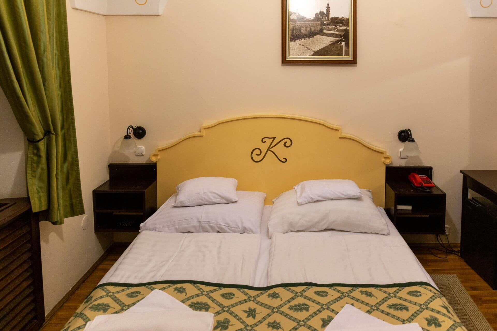 Zimmer im Hotel Klastrum Győr