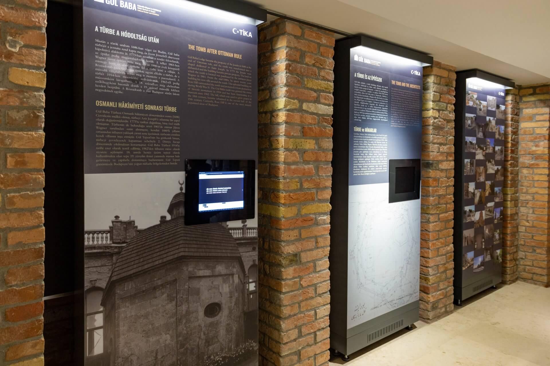 Ausstellung im Kulturzentrum Gül Baba