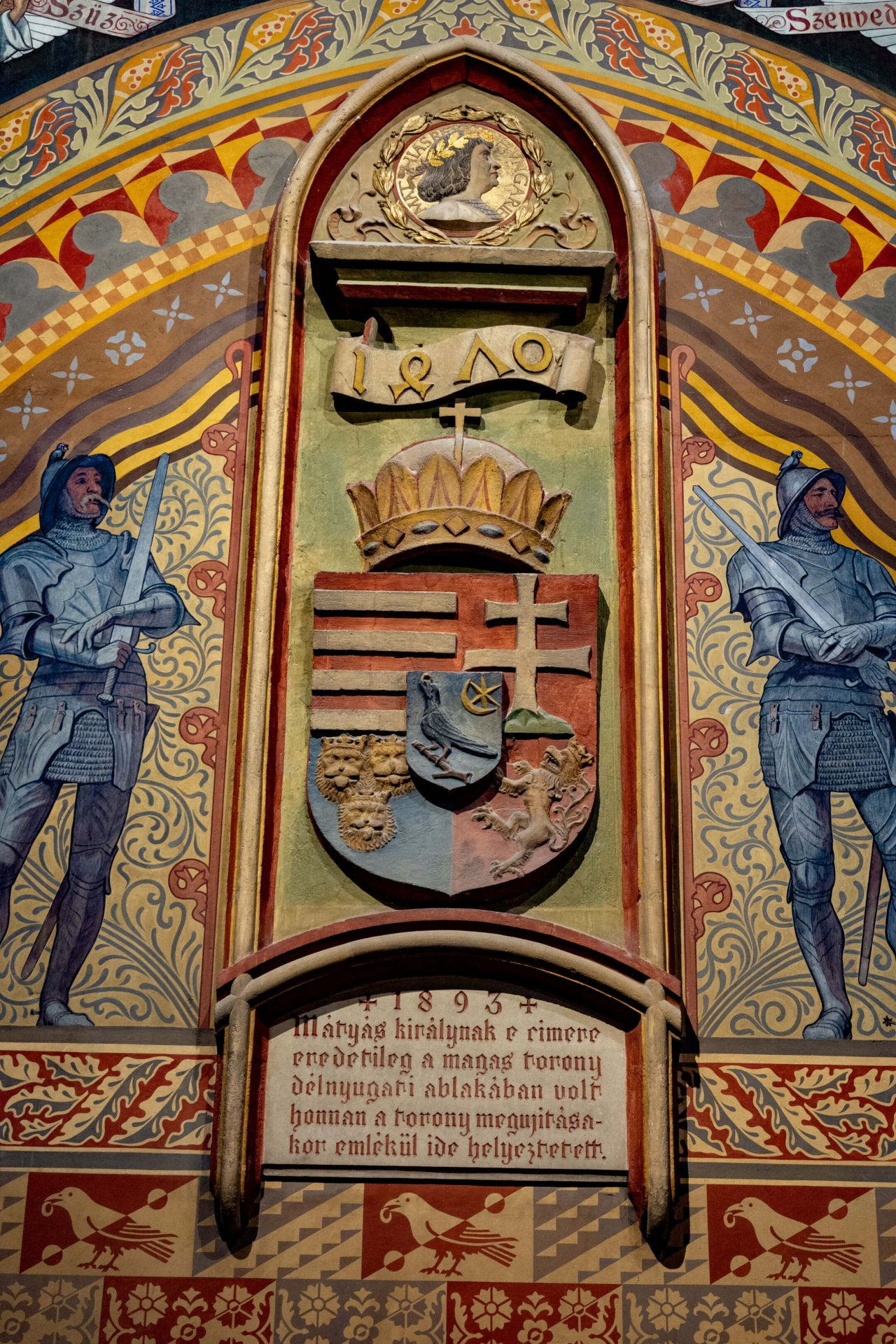 Corvinus-Wappen