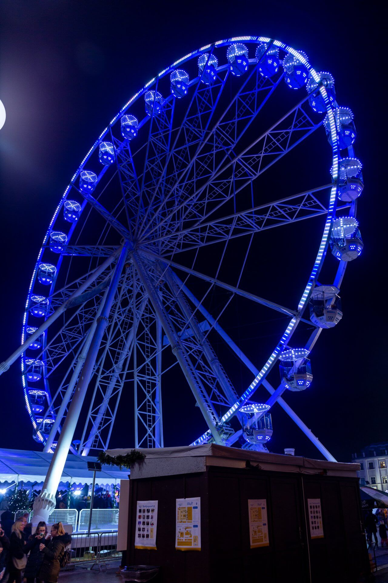 Riesenrad, Advent Györ