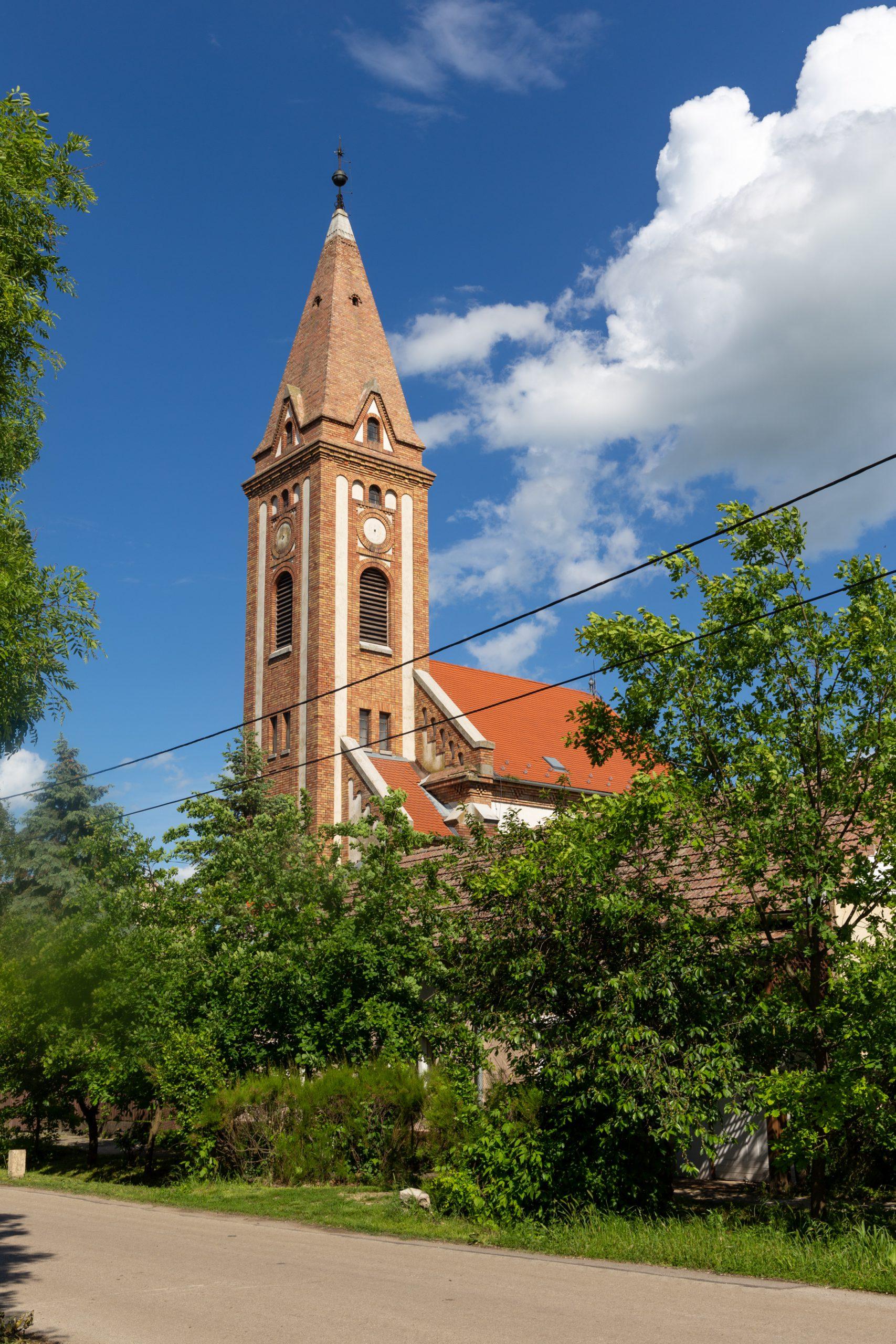reformierte Kirche Székkutas