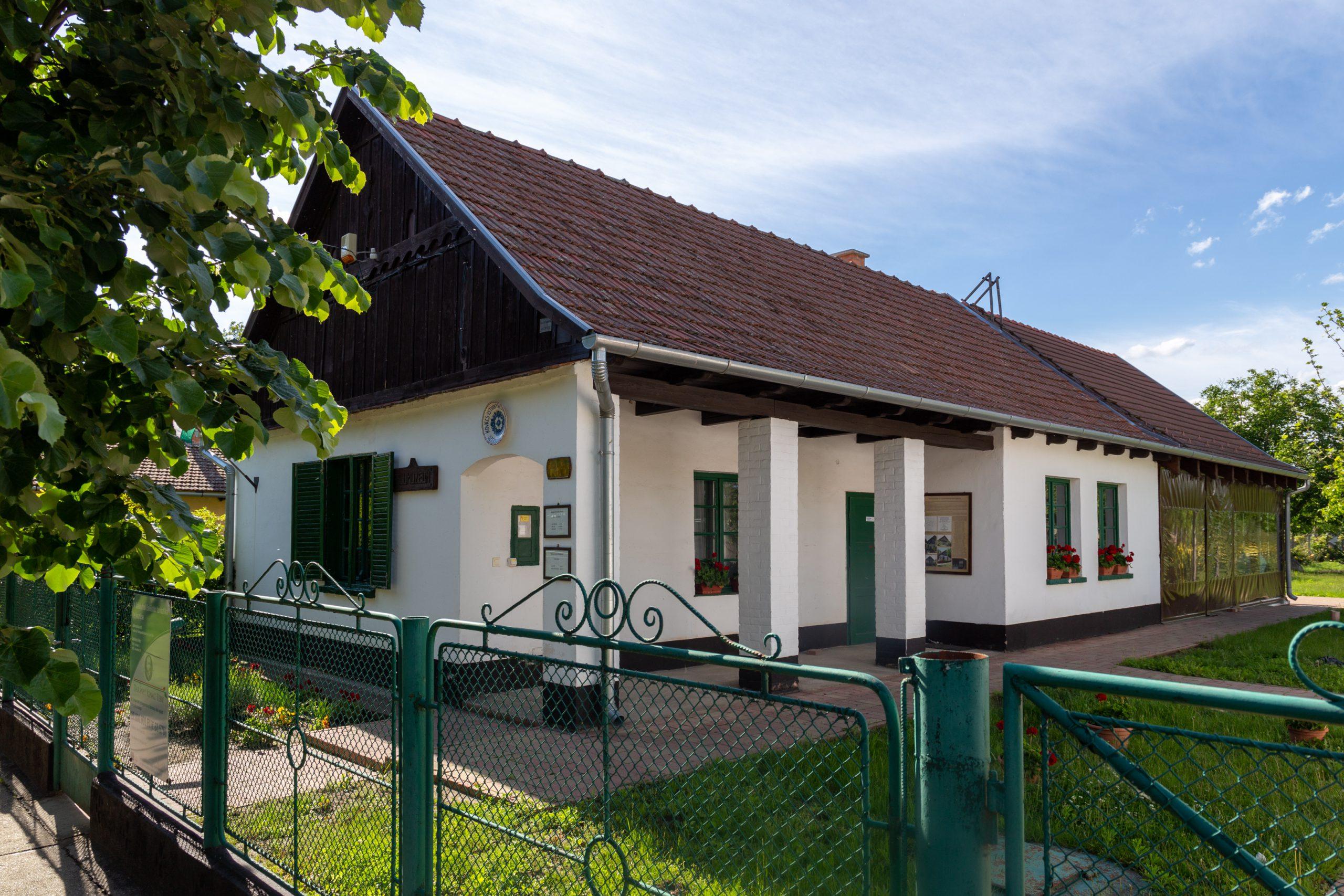 Piroschka-Museum Székkutas