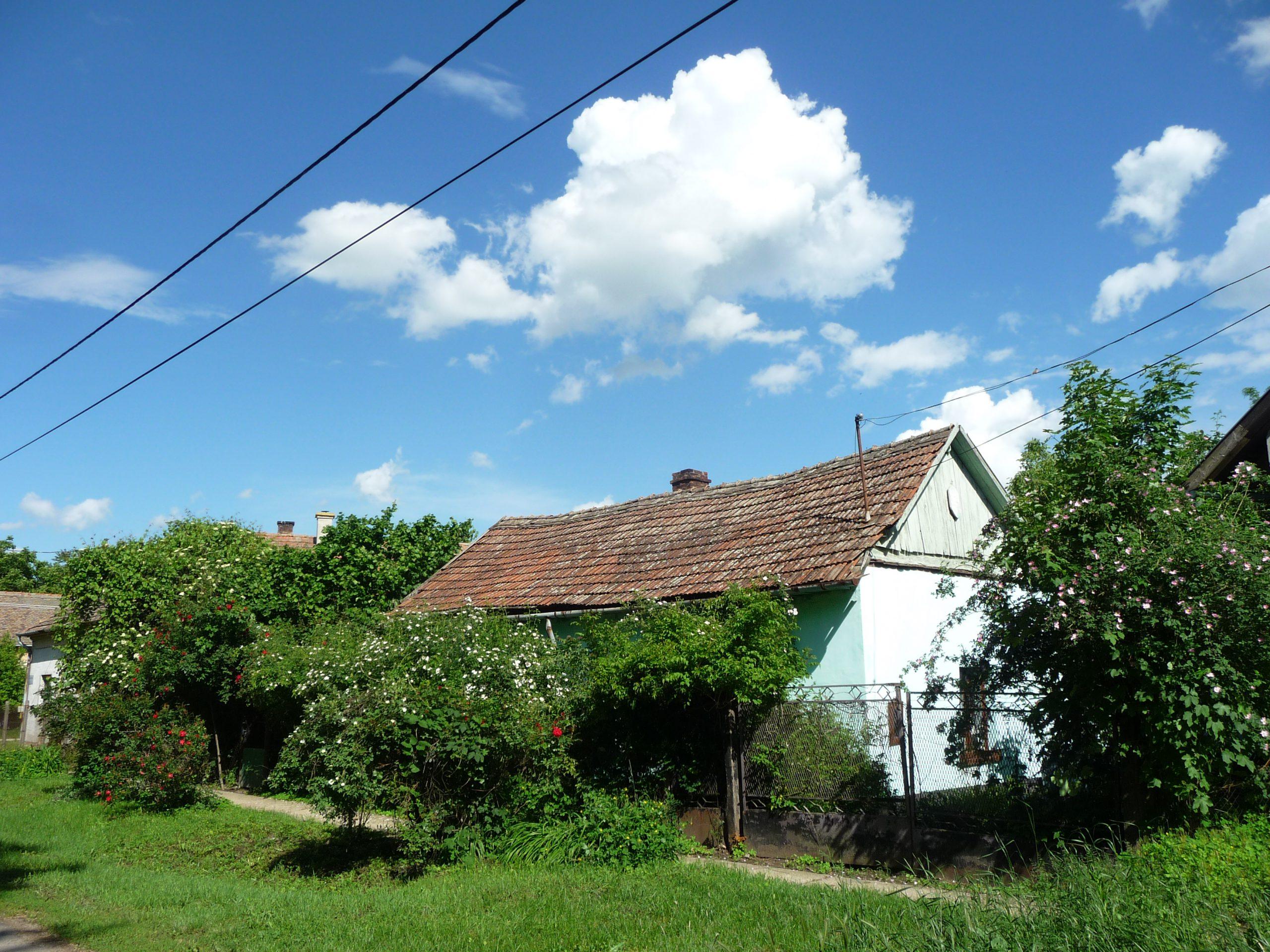 Bauernhaus in Székkutas