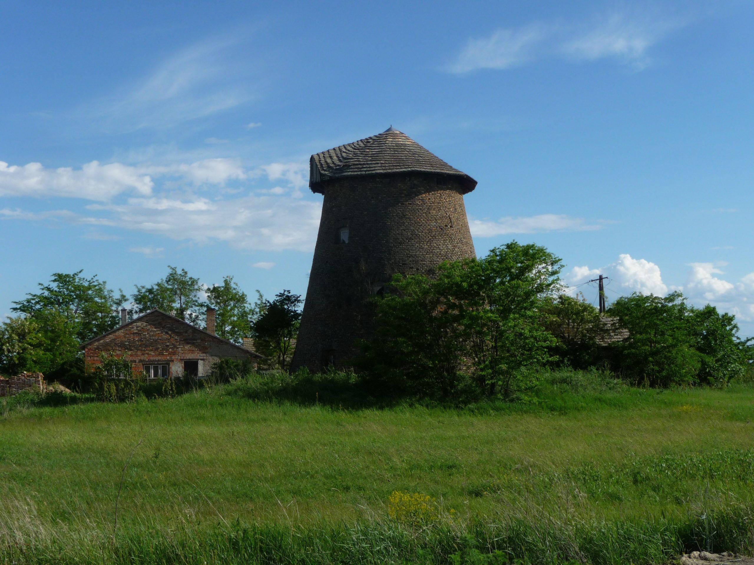 Windmühle Székkutas
