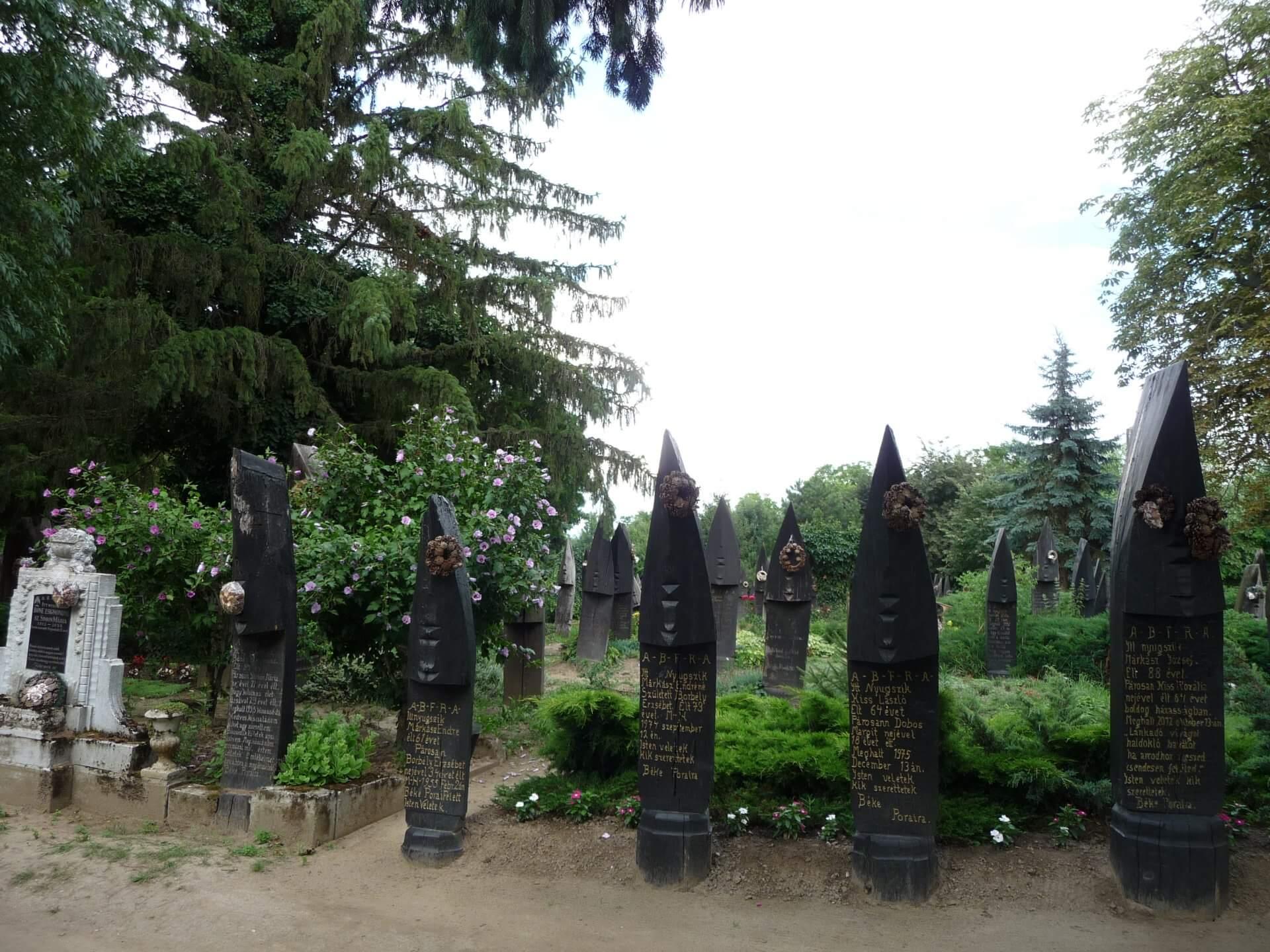 Szatmárcseke_Friedhof1