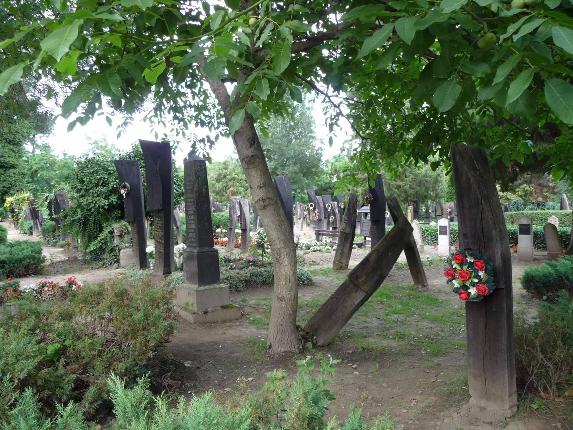 Szatmárcseke_Friedhof2