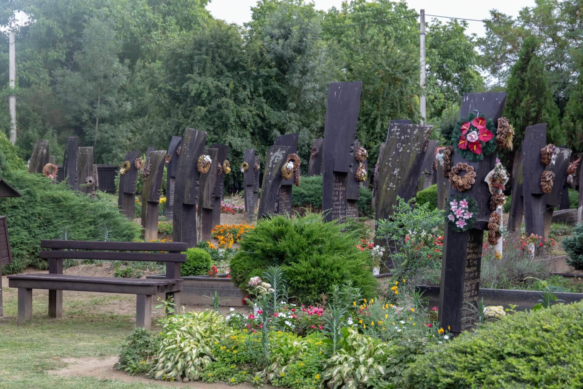 Szatmárcseke_Friedhof5